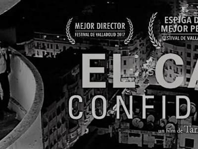 Cartel de la película El cairo confidencial.