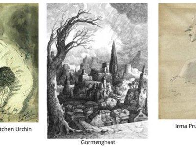 Tres ilustraciones