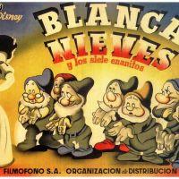 A propósito de Blancanieves y los siete enanitos (película 1937)