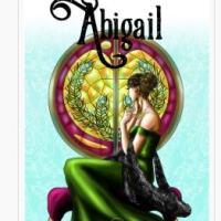 Lo que he ganado en los retos de escritura 💖: Abigail de Lídia Castro Navàs