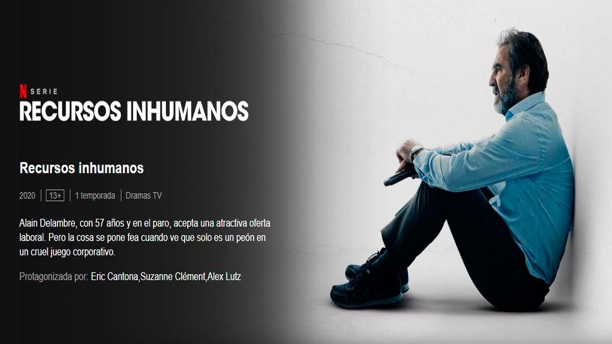 A propósito de Recursos inhumanos (Miniserie de TV) (2020)