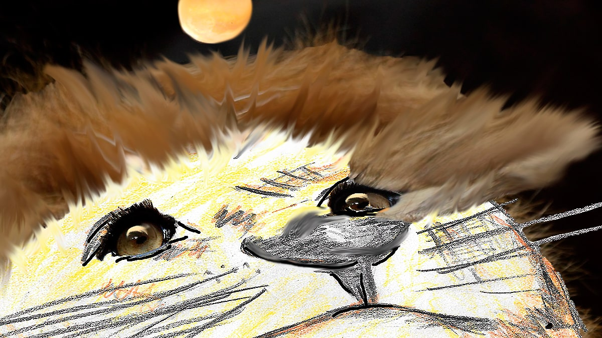 Mitos y leyendas: El León de Nemea y sus padres del Olimpo