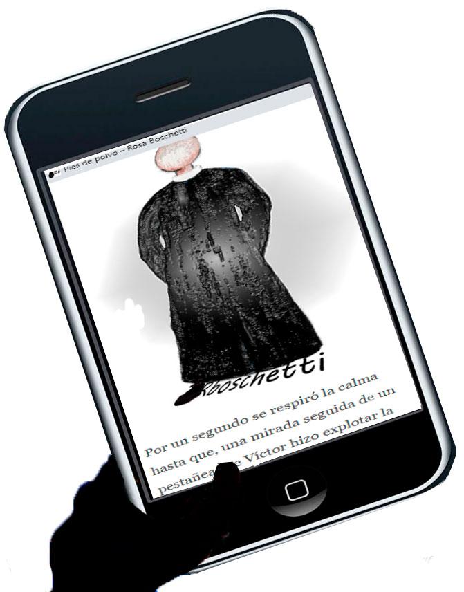 Lee desde su smartphone: Pies de polvo es parte del libro Malas decisiones
