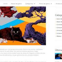 Colaboración para Todoparatugato: Sobre gatos, ratones y otros seres (Relato corto)