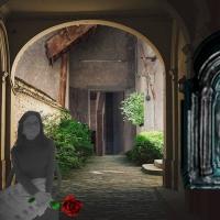 Soy la Rosa del Asilo Oscuro (microrrelato)